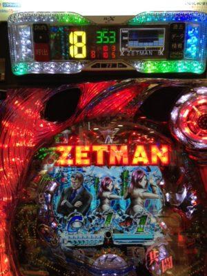 CR ZETMAN データ