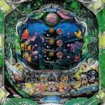 2015年新台大海物語BLACK(ブラック)ライトタイプミドル スペック・リーチ演出 解説!