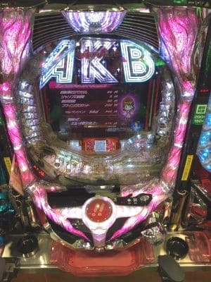 CR AKB48 甘デジ