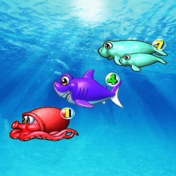 海物語リーチ目1・4・7・イースーチ