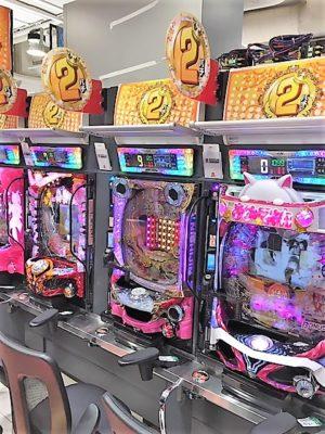 2円パチンコエスパス高田馬場店