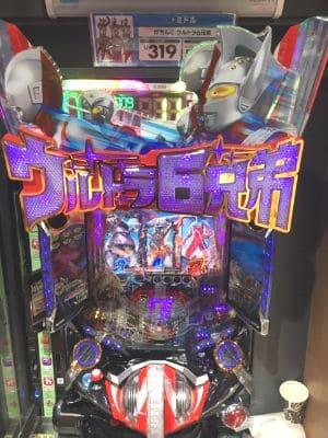 ぱちんこPウルトラ6兄弟