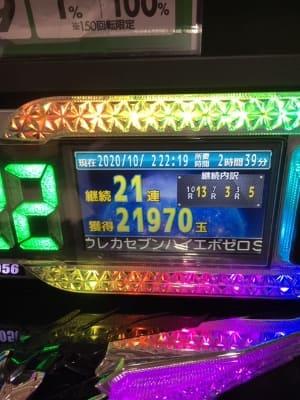 勝てるライトミドル遊タイム21連チャン
